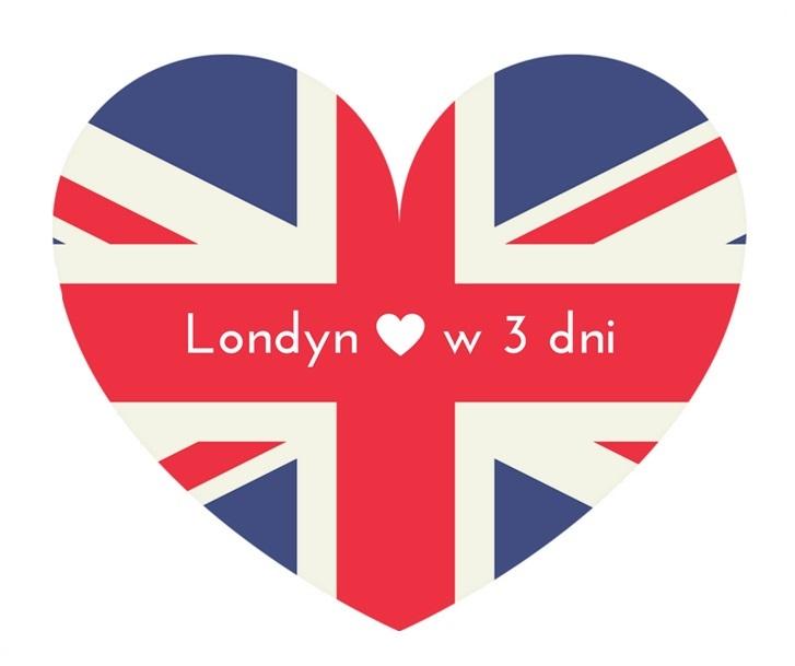 londyn w 3 dni