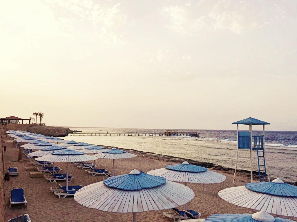 plaża Jaz Grand Resta