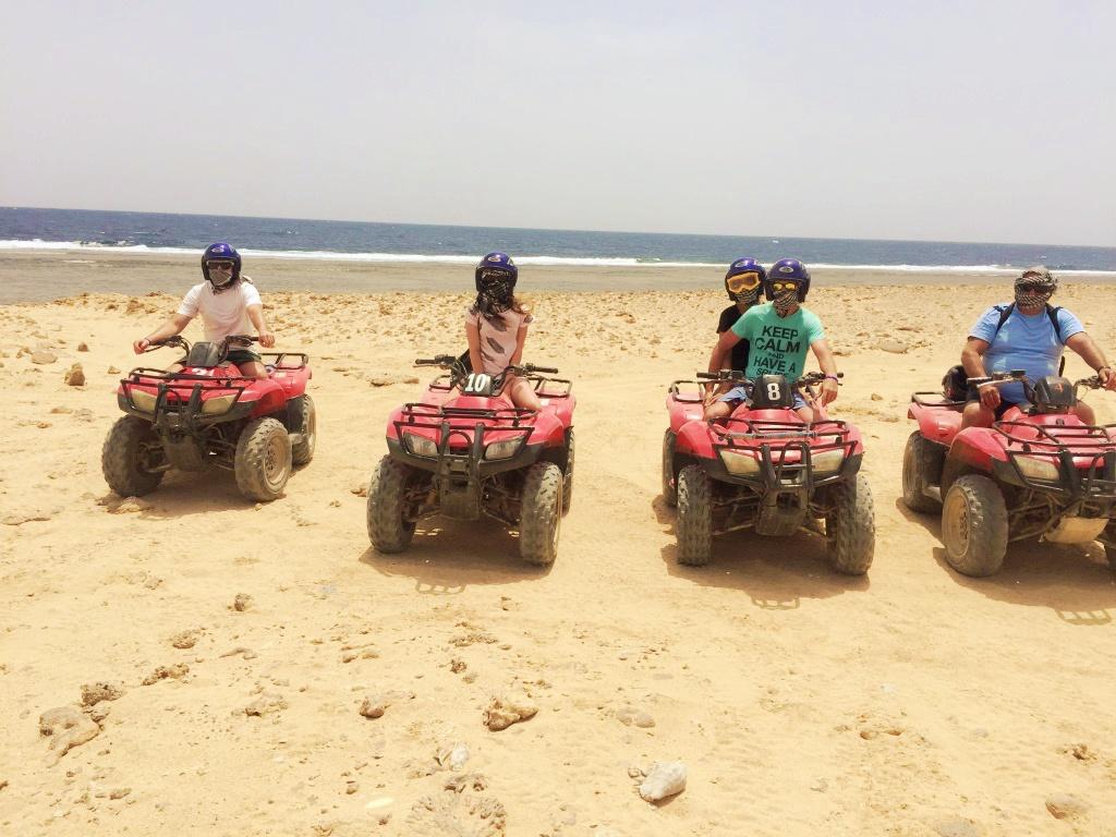 Marsa Alam safari quady