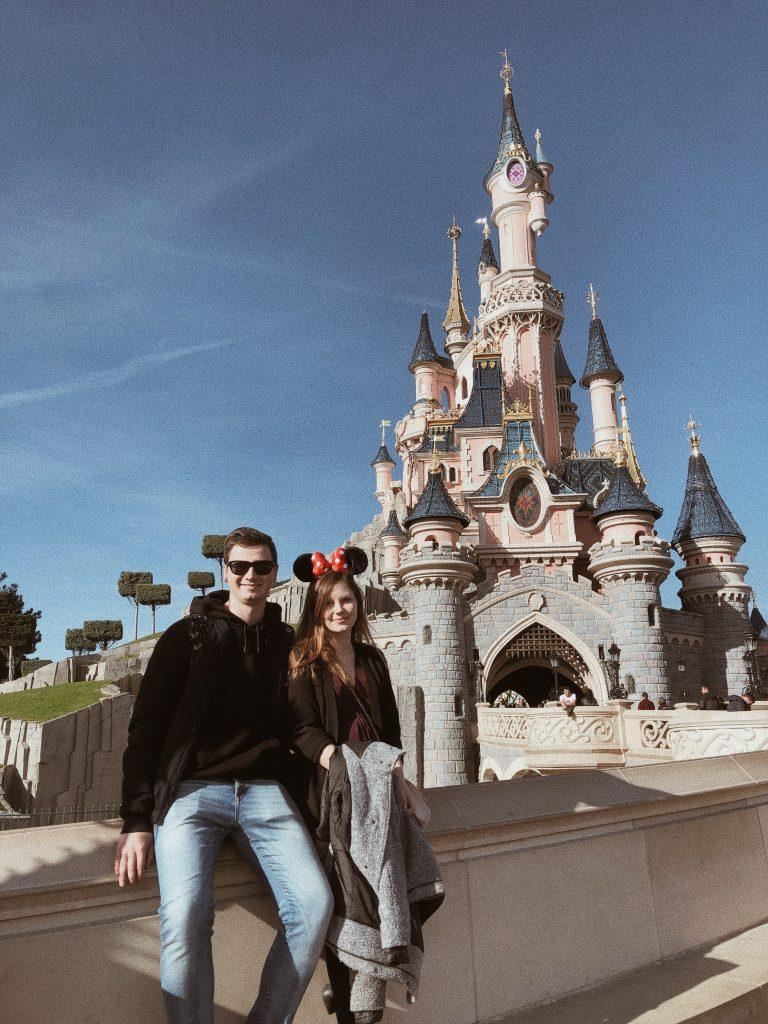 Urodziny w Disneylandzie Paryż