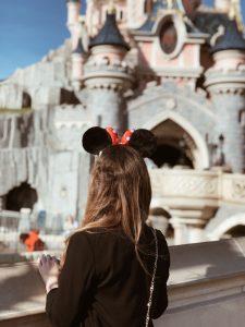 urodziny w Disneylandzie